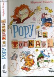 Popy la tornade - Couverture - Format classique