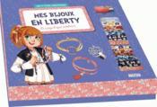 Mes bijoux en liberty t.2 - Couverture - Format classique