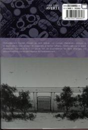 Prison school T.23 - 4ème de couverture - Format classique