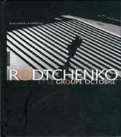 Rodtchenko et le groupe octobre - Couverture - Format classique