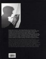 Gregory Masurovsky ; cinquante ans de dessins à la plume - 4ème de couverture - Format classique