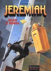 Jeremiah T.12 ; Julius & Romea - Intérieur - Format classique