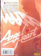 Angel heart T.12 - 4ème de couverture - Format classique