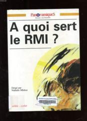 REVUE PANORAMIQUES N.27 ; à quoi sert le RMI? - Couverture - Format classique