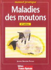 Maladies des moutons (2e édition) - Intérieur - Format classique