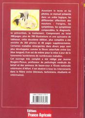 Maladies des moutons (2e édition) - 4ème de couverture - Format classique