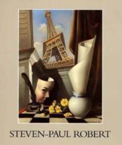 Steven-paul robert - Couverture - Format classique