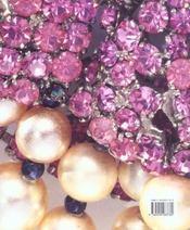 Luxe Et Fantaisie - 4ème de couverture - Format classique