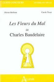 Les Fleurs Du Mal De Ch. Baudelaire - Intérieur - Format classique