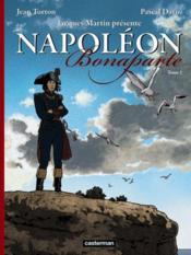 Napoléon Bonaparte t.1 - Couverture - Format classique