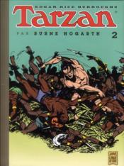 Tarzan t.2 - Couverture - Format classique
