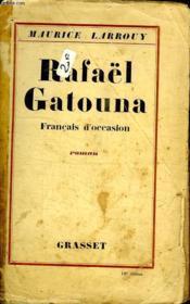 Rafael Gatouna. Francais D Occasion. - Couverture - Format classique