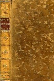 Conjurations Des Espagnols, Contre La Republique De Venise, Et Des Gracques, Precedees De 7 Discours A L'Usage De L'Histoire - Couverture - Format classique