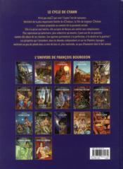 Le cycle de Cyann T.2 ; six saisons sur ilO - 4ème de couverture - Format classique