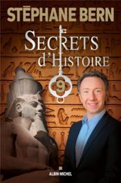 Secrets d'Histoire t.9 - Couverture - Format classique