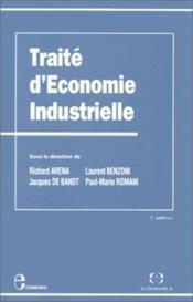 Traite D'Economie Industrielle - Couverture - Format classique