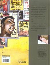L'enrage t.1 - 4ème de couverture - Format classique