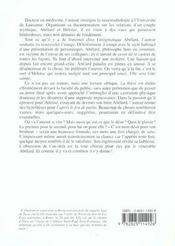 Abelard Mon Frere - 4ème de couverture - Format classique