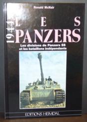 Les panzers (2) - les divisions de panzers - Couverture - Format classique