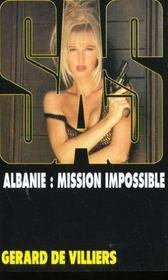 SAS t.133 ; Albanie mission impossible - Intérieur - Format classique