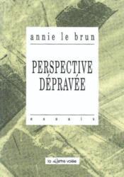 Perspective Depravee - Couverture - Format classique