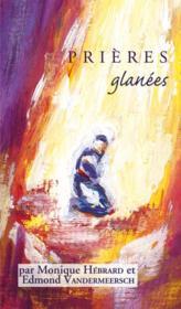 Prieres Glanees T.2 - Couverture - Format classique