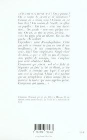 Illetres Durs D'Oreille Malbatis - 4ème de couverture - Format classique