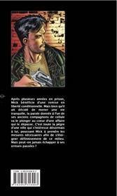 Damned - 4ème de couverture - Format classique