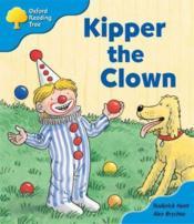 Kipper the clown - Couverture - Format classique
