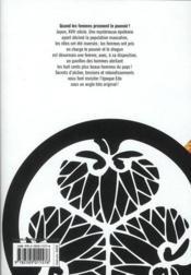 Le pavillon des hommes T.6 - 4ème de couverture - Format classique