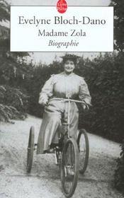 Madame zola - biographie - Intérieur - Format classique