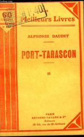 Port Tarascon - Tome 2 - Couverture - Format classique