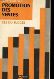 Promotion Des Ventes - Cle Du Succes - Couverture - Format classique