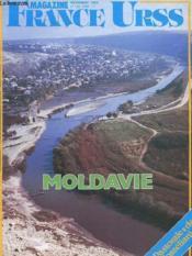 Revue - France Urss Magazine - Fevrier 1980 - N°132 - Moldavie - Pastorale De Iosseliani - Couverture - Format classique