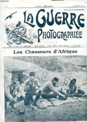 La Guerre Photographiee. N°6. 3 Decembre 1914. Les Chasseurs D'Afrique - Couverture - Format classique
