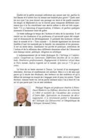 Mémoires solidaires et solitaires ; trajectoires d'un économiste du développement - 4ème de couverture - Format classique