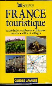 France -Merveilles Touristiques - Couverture - Format classique