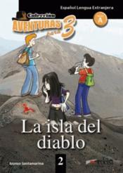 AVENTURAS PARA 3 T.2 ; la isla del diablo - Couverture - Format classique