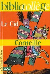 Le Cid - Intérieur - Format classique