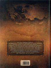 Troie ; INTEGRALE T.1 A T.4 - 4ème de couverture - Format classique