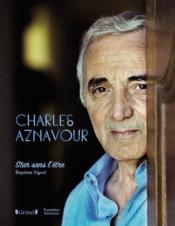 Charles Aznavour - Couverture - Format classique
