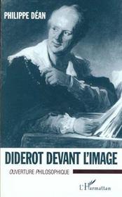 Diderot Devant L'Image - Intérieur - Format classique