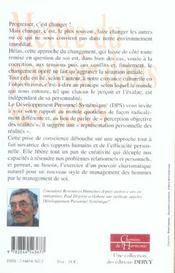 Mettre Du Pouvoir Dans Ses Actes ; Six Outils Pour Reussir Sa Vie Personnelle Et Professionnelle - 4ème de couverture - Format classique