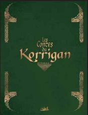 Les contes du korrigan ; INTEGRALE T.1 A T.5 - Couverture - Format classique