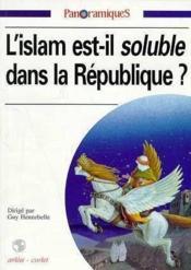 REVUE PANORAMIQUES N.29 ; l'Islam est-il soluble dans la république ? - Couverture - Format classique