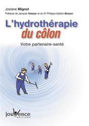Hydrotherapie du colon nouvelle edition (l') n.88 (édition 2005) - Couverture - Format classique