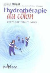Hydrotherapie du colon nouvelle edition (l') n.88 (édition 2005) - Intérieur - Format classique