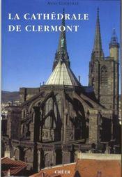 La cathédrale de Clermont - Intérieur - Format classique