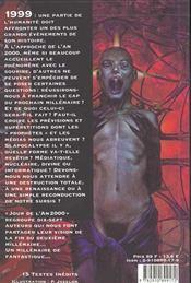 Jour de l'an 2000 - 4ème de couverture - Format classique