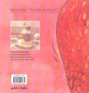 Charlotte La Fraise - 4ème de couverture - Format classique